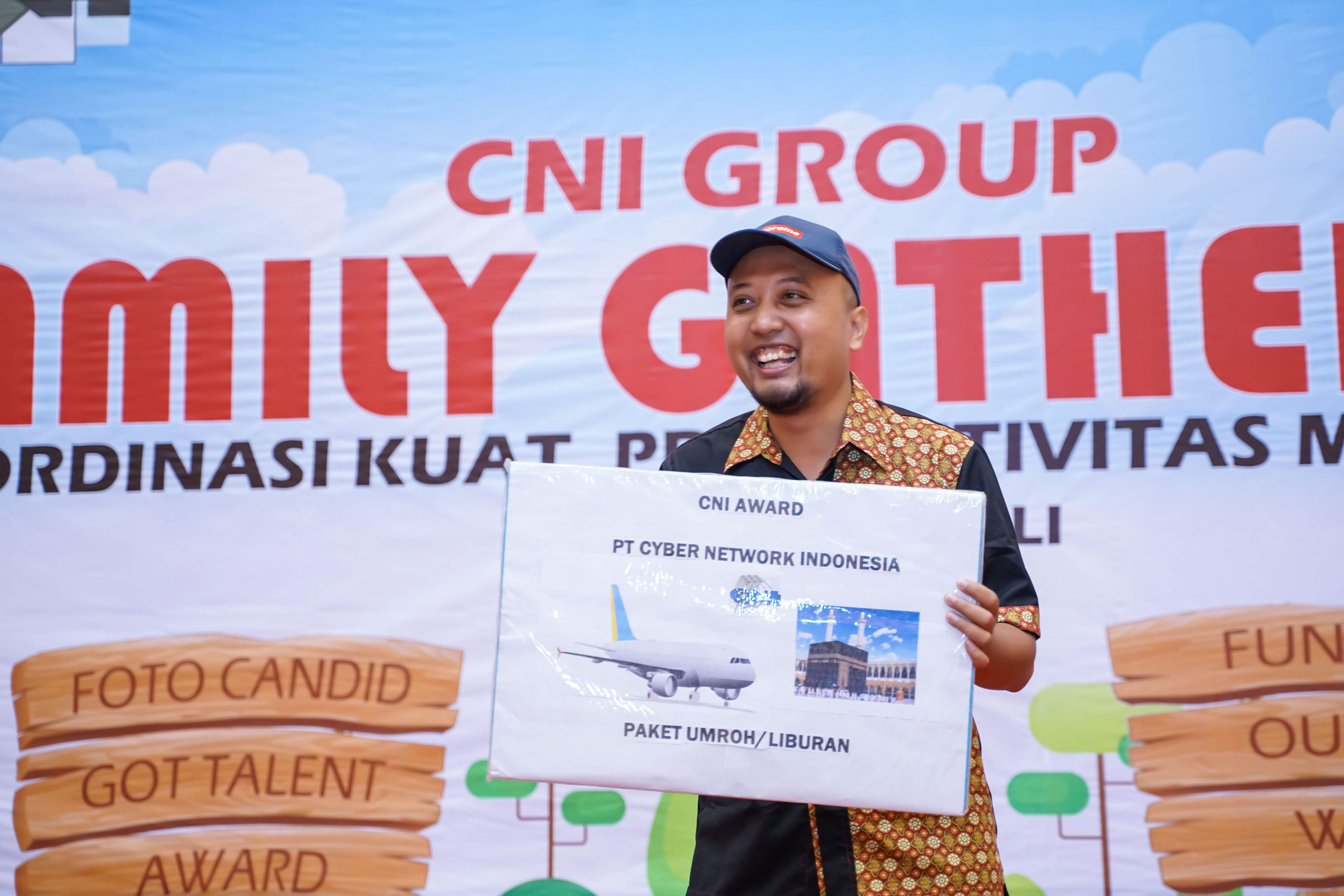 CNI Award !!!